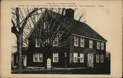 The Sally Lewis House Postcard