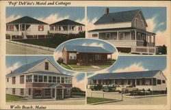 Pop Devito's Motel and Cottages