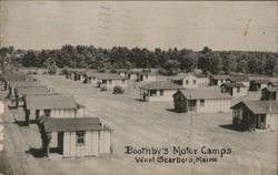 Boothby's Motor Camps