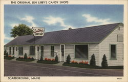 Len Libby's Candy Shops
