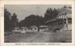 Route 111 - Kitchener's Cabins