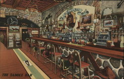 Jack Delaney's, The Saddle Bar