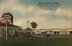 Belle Haven Motel