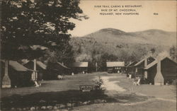 Piper Trail Cabins & Restaurant, Base of Mt. Chocorua