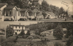 Mount Coolidge Lodge and Cabins