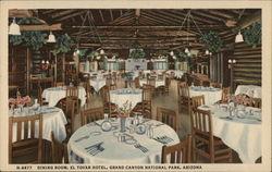 Dining Room, El Tovar Hotel