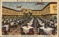 The Tramor Cafeteria Postcard