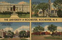 Views of the University of Rochester
