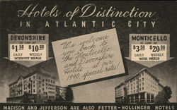 Hotels of Distinction in Atlantic City