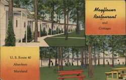 Mayflower Restaurant and Cottages