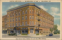 Hotel Bristol - On Broadway at 2nd