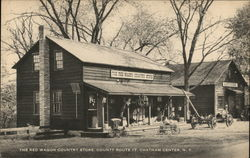 The Red Wagon Country Store