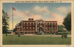 Greene County Memorial Hospital, Jefferson Heights