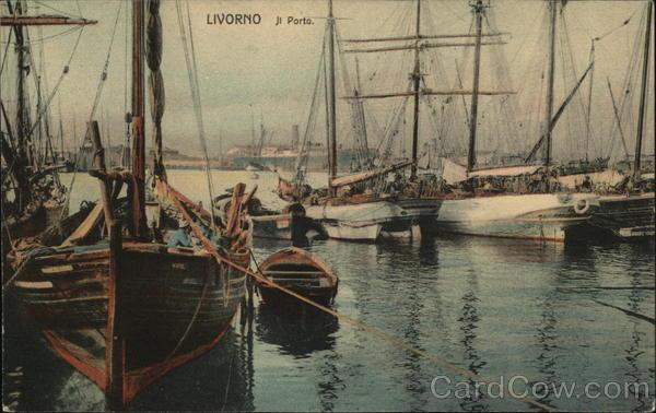 Livorno ji Porto