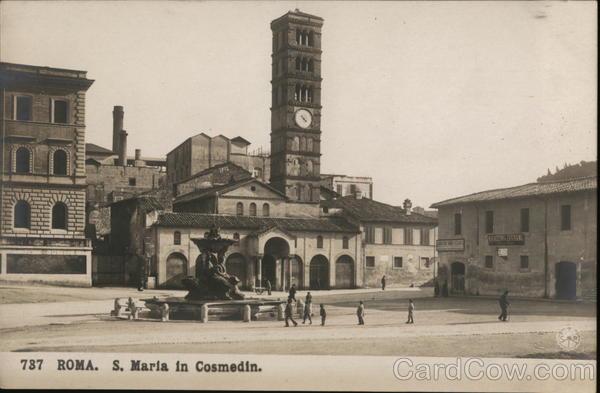 San Maria in Cosmedin