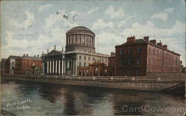 From Courts Dublin Ireland