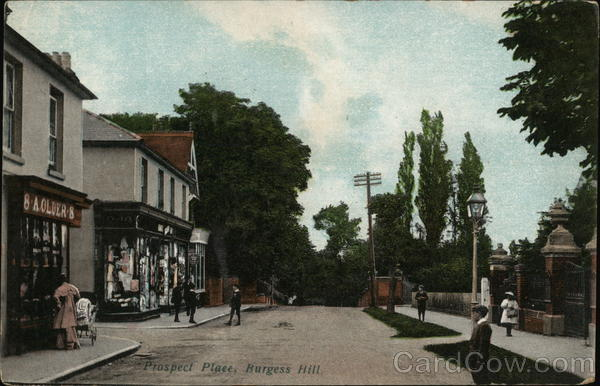 Prospect Place Burgess Hill England Sussex