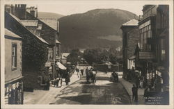 Station Street and Latrigg