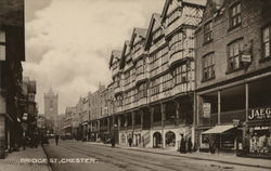 Bridge Street Postcard