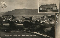 Carlingford Lough, and L. & N.W. Hotel