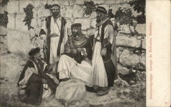 Group of Bedouins