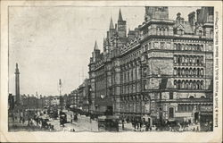 London & North Western Hotel, Lime Street station, Liverpool