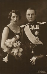 Princess Martha and Prince Olav