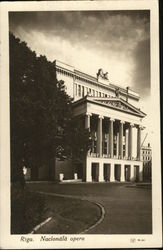 National Opera Postcard