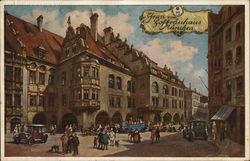 Greetings from Hofbräuhaus