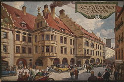 Kgl. Hofbräuhaus