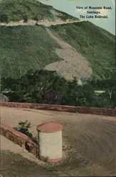 View of Mountain Road, The Cuba Railroad