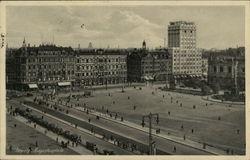 City Plaza - Augustusplatz