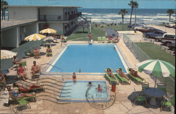 Coastal Waters Motel New Smyrna Beach Florida