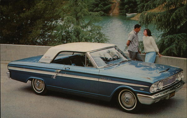 1964 Fairlane 500 Sports Coupe Cars