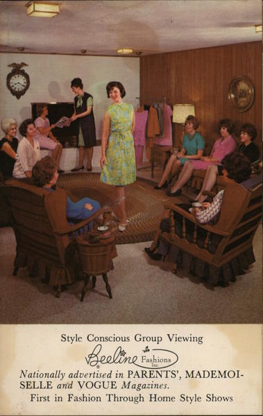Style Conscious Group Viewing - Beeline Fashions Inc. Home Style Shows