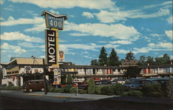 Imperial 400 Motel Pendleton Oregon
