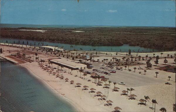 Bahia Beach Restaurant Motel Ruskin