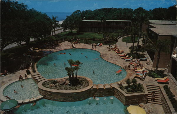 The Broadwater Beach Hotel And Golf Club On The Gulf Biloxi Ms