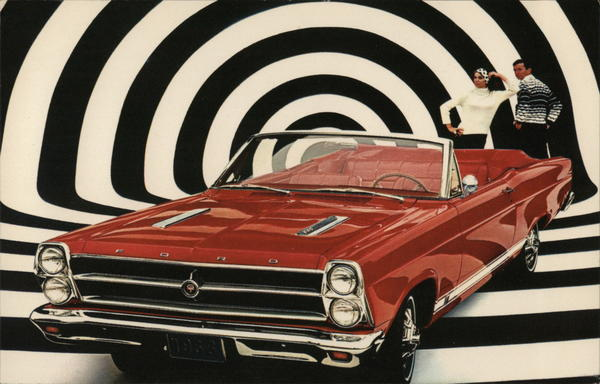 1966 Fairlane GT Convertible Cars