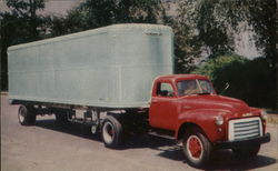 GMC Conventional Tractor Trailer 450 Series