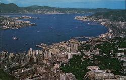 Bird's-Eye View of Hong Kong