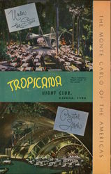 Tropicana Night Club - The Monte Carlo of the Americas