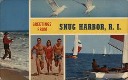 Greetings From Snug Harbor