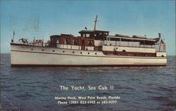 Yacht, Sea Cub II