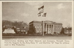 Administration Building and Plant, Edwards and Company