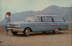 1964 Fairlane Custom Ranch Wagon