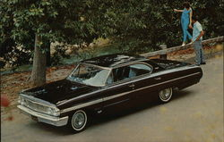 1964 Ford Galaxie 500 4-Door Hardtop