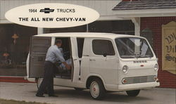 The All New Chevy-Van - Chevrolet 1964