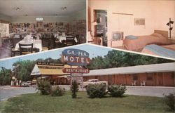Georgia-Florida Motel and Restaurant