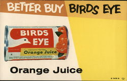 Birds Eye Orange Juice